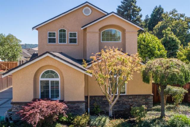 706 W J Street, Benicia, CA 94510 (#21815219) :: Rapisarda Real Estate