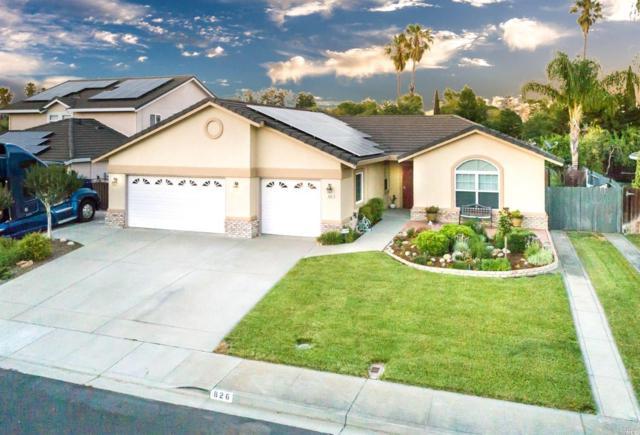 826 Kingman Drive, Vacaville, CA 95687 (#21816222) :: Intero Real Estate Services