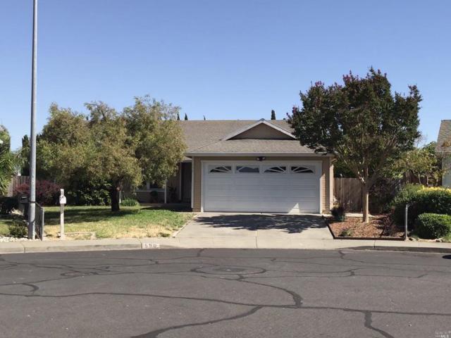 550 Fortuna Drive, Suisun City, CA 94585 (#21816531) :: Windermere Hulsey & Associates