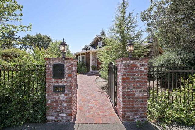 1714 Michael Way, Calistoga, CA 94515 (#21816688) :: Perisson Real Estate, Inc.