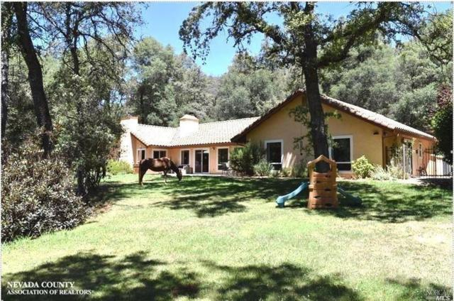 20862 E. Spring Ranches Road, Grass Valley, CA 95949 (#21817218) :: Rapisarda Real Estate