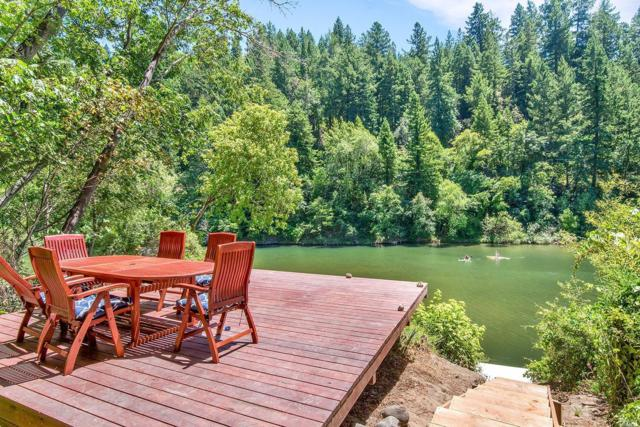 17304 Riverside Drive, Guerneville, CA 95446 (#21817272) :: RE/MAX GOLD