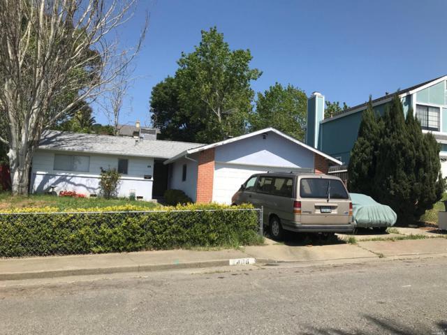 406 Swan Way, Vallejo, CA 94589 (#21817742) :: Rapisarda Real Estate