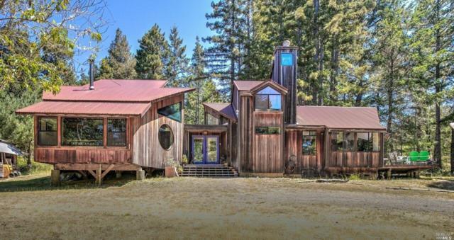 41100 Roseman Creek Road, Gualala, CA 95445 (#21817835) :: Perisson Real Estate, Inc.