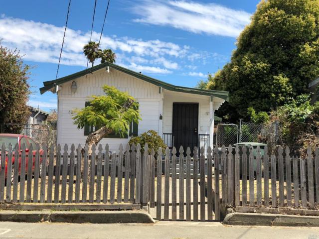 621 Cherry Street, Vallejo, CA 94590 (#21817839) :: Windermere Hulsey & Associates