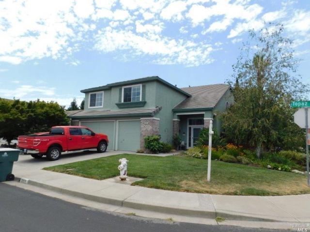 891 Topaz Circle, Vacaville, CA 95687 (#21818337) :: Windermere Hulsey & Associates