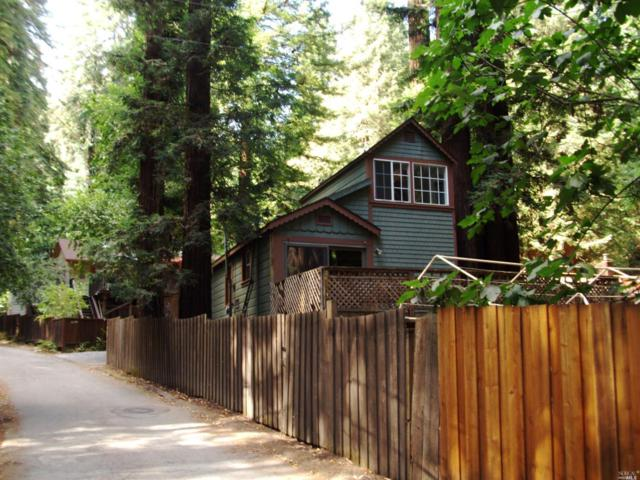 14953 Sequoia Road, Guerneville, CA 95446 (#21818366) :: RE/MAX GOLD