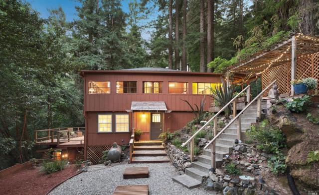 21591 Starrett Hill Drive, Monte Rio, CA 95462 (#21818429) :: Rapisarda Real Estate