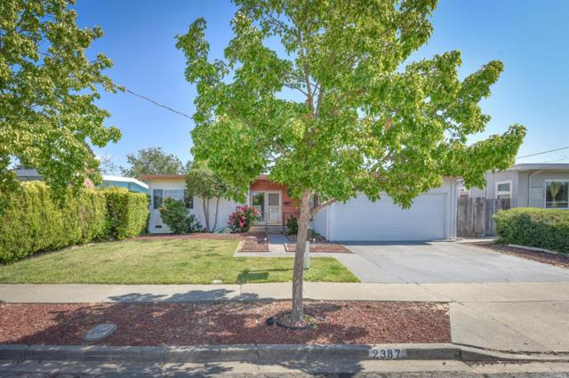 2387 Eva Street, Napa, CA 94559 (#21818449) :: Windermere Hulsey & Associates