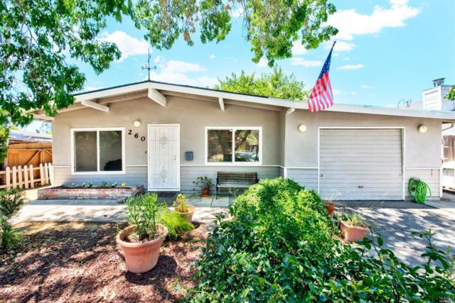 260 Circle Drive, Vacaville, CA 95688 (#21818643) :: Perisson Real Estate, Inc.