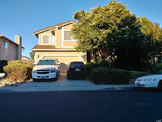 719 Greenhaven Drive, Vacaville, CA 95687 (#21818692) :: Intero Real Estate Services