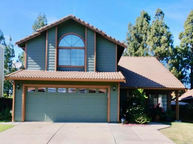 1142 Tanglewood Drive, Fairfield, CA 94533 (#21818828) :: Perisson Real Estate, Inc.