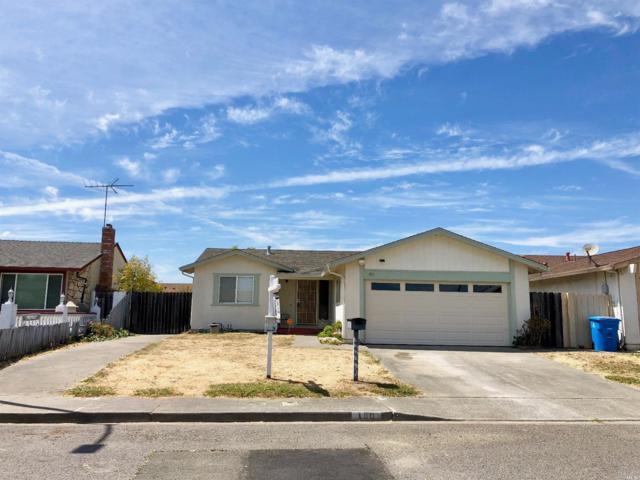 180 Coloma Way, Vallejo, CA 94589 (#21818858) :: Rapisarda Real Estate