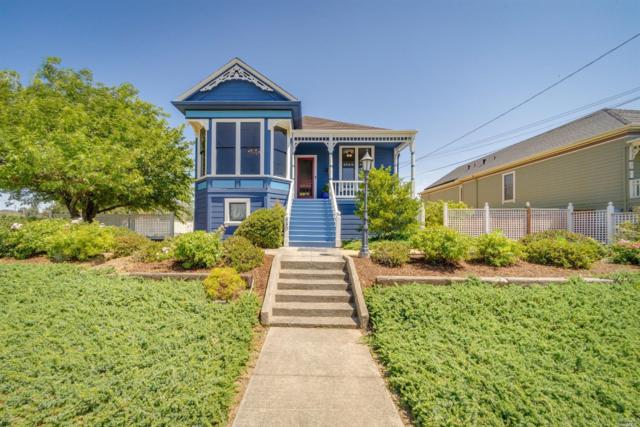 640 E 2nd Street, Benicia, CA 94510 (#21819090) :: Ben Kinney Real Estate Team