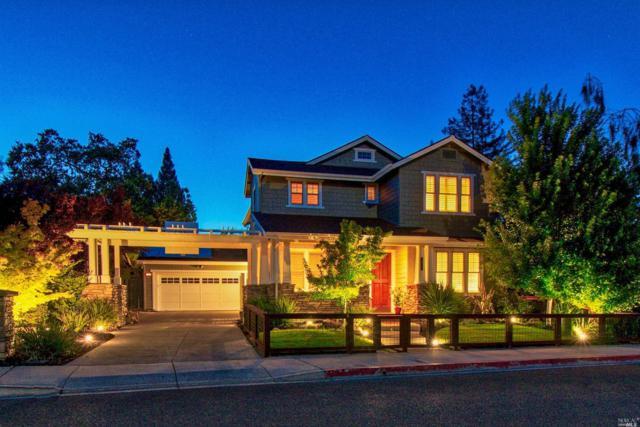 1986 Adams Street, Yountville, CA 94599 (#21819439) :: W Real Estate | Luxury Team