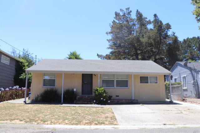 64 El Bonito Way, Benicia, CA 94510 (#21819536) :: Ben Kinney Real Estate Team