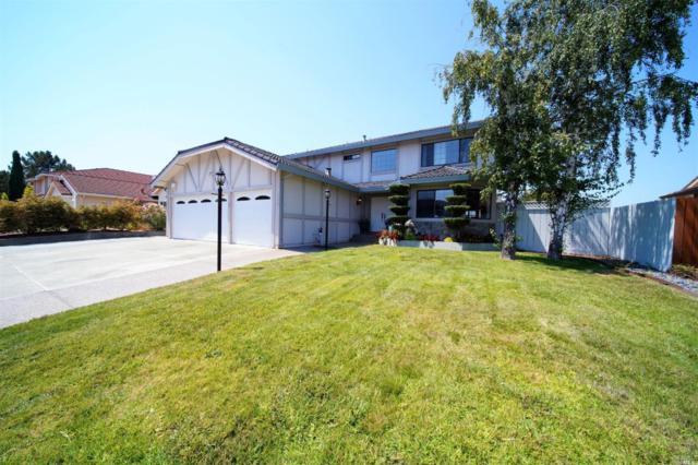 141 Doncaster Drive, Vallejo, CA 94591 (#21819569) :: Rapisarda Real Estate