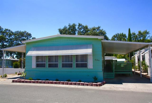 290 Colonial Park Drive, Santa Rosa, CA 95403 (#21819779) :: Intero Real Estate Services