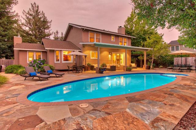 2000 Oak Circle, Yountville, CA 94599 (#21819781) :: Windermere Hulsey & Associates