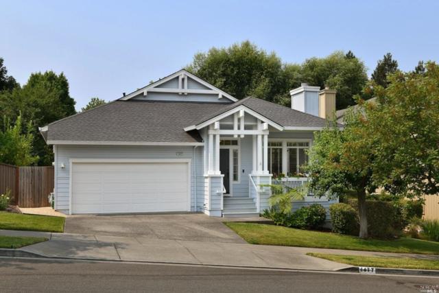 1477 Great Heron Drive, Santa Rosa, CA 95409 (#21820516) :: RE/MAX GOLD