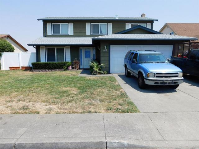 1013 Humphrey Drive, Suisun City, CA 94585 (#21821169) :: RE/MAX GOLD