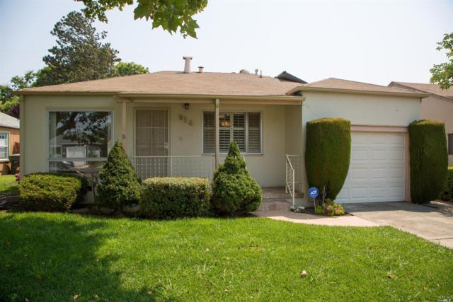 914 Oakwood Avenue, Vallejo, CA 94591 (#21821170) :: Rapisarda Real Estate