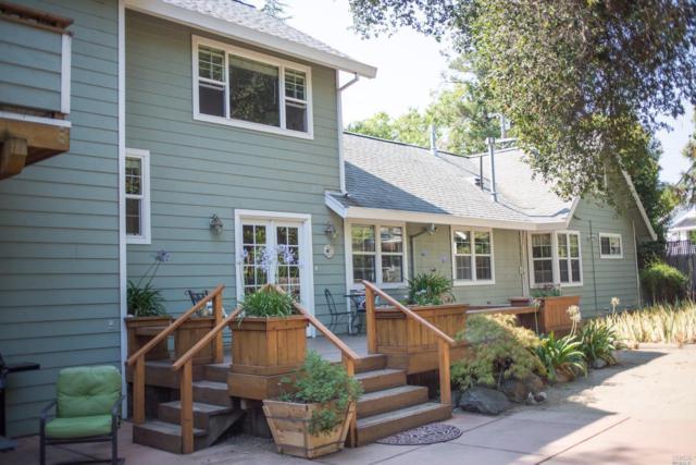 606 N Cloverdale Boulevard B, Cloverdale, CA 95425 (#21821178) :: Lisa Imhoff | Coldwell Banker Kappel Gateway Realty