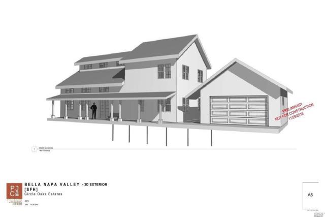 18 Chestnut Court Napa, Napa, CA 94558 (#21821276) :: Rapisarda Real Estate