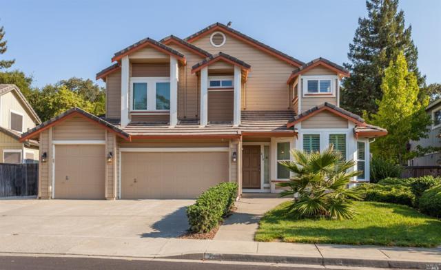 313 Oak Valley Drive, Vacaville, CA 95687 (#21821293) :: Rapisarda Real Estate