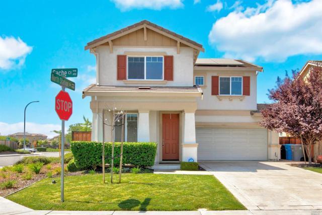 490 Cache Court, Vacaville, CA 95688 (#21821310) :: Intero Real Estate Services