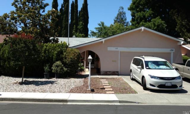 134 Glacier Circle, Vacaville, CA 95687 (#21821398) :: Lisa Imhoff | Coldwell Banker Kappel Gateway Realty