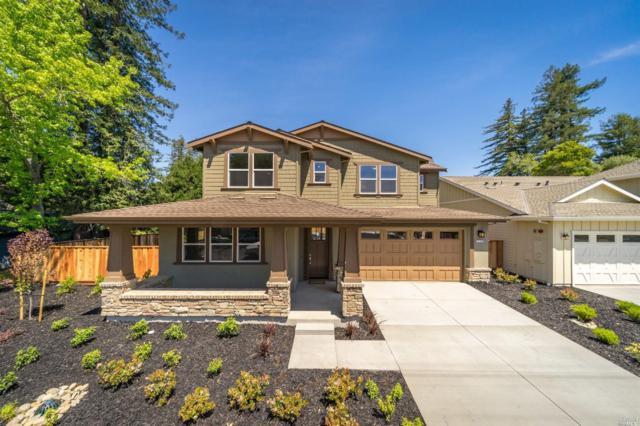 1137 La Pintura Lane, Napa, CA 94558 (#21821400) :: Lisa Imhoff | Coldwell Banker Kappel Gateway Realty