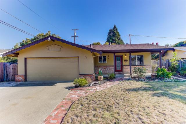591 Elder Street, Vacaville, CA 95688 (#21821545) :: Lisa Imhoff | Coldwell Banker Kappel Gateway Realty
