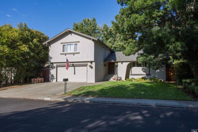 318 Woodside Circle, Vacaville, CA 95688 (#21821586) :: Ben Kinney Real Estate Team