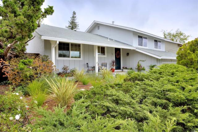 95 Twelveoak Hill Drive, San Rafael, CA 94903 (#21821737) :: RE/MAX GOLD