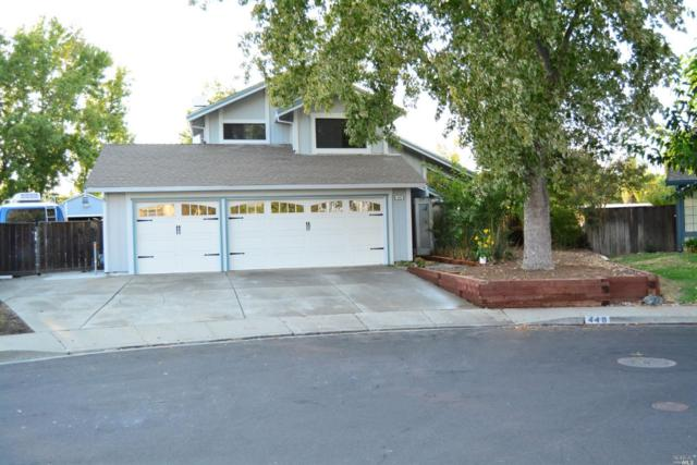448 Lupine Circle, Vacaville, CA 95687 (#21821834) :: RE/MAX GOLD