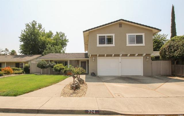 724 Linwood Street, Vacaville, CA 95688 (#21821835) :: Lisa Imhoff | Coldwell Banker Kappel Gateway Realty
