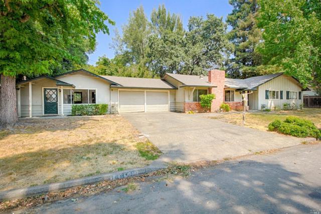 4958 Deerwood Drive, Santa Rosa, CA 95403 (#21821850) :: Intero Real Estate Services