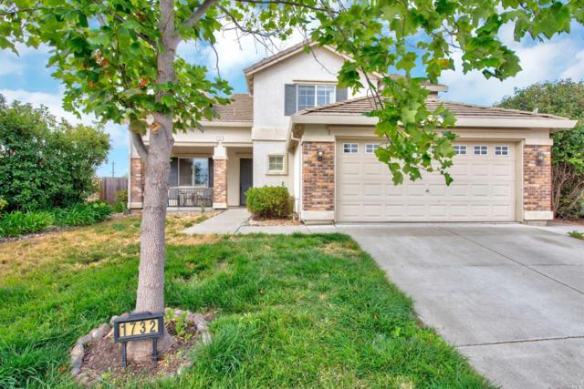 1732 Beale Circle, Suisun City, CA 94585 (#21822055) :: RE/MAX GOLD