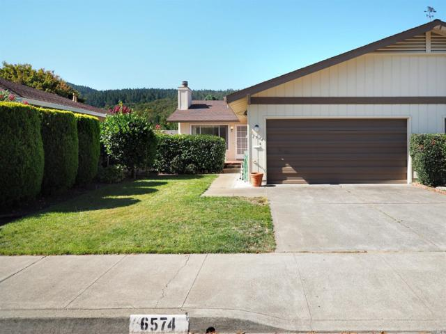 6574 Meadowridge Drive, Santa Rosa, CA 95409 (#21822168) :: RE/MAX GOLD