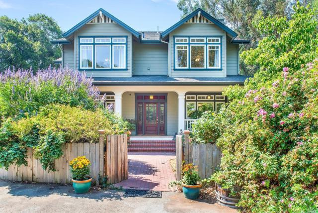 503 Cherry Street, Petaluma, CA 94952 (#21822185) :: Ben Kinney Real Estate Team