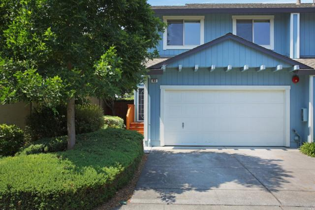 43 Regents Circle, Rohnert Park, CA 94928 (#21822392) :: Ben Kinney Real Estate Team