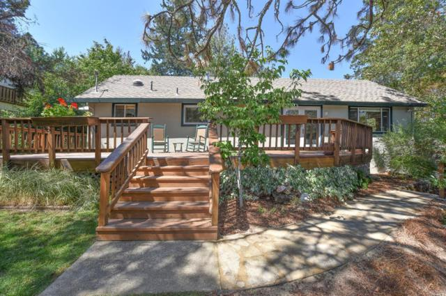 345 White Cottage Road N, Angwin, CA 94508 (#21822569) :: Rapisarda Real Estate