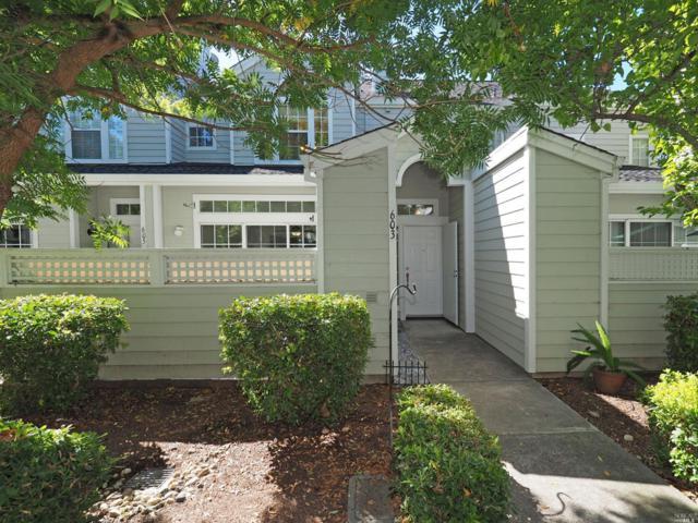 603 Dillon Lane, Santa Rosa, CA 95407 (#21822670) :: Ben Kinney Real Estate Team