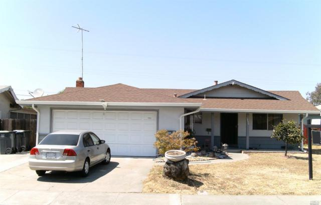 1954 Buckingham Drive, Fairfield, CA 94533 (#21822908) :: Windermere Hulsey & Associates
