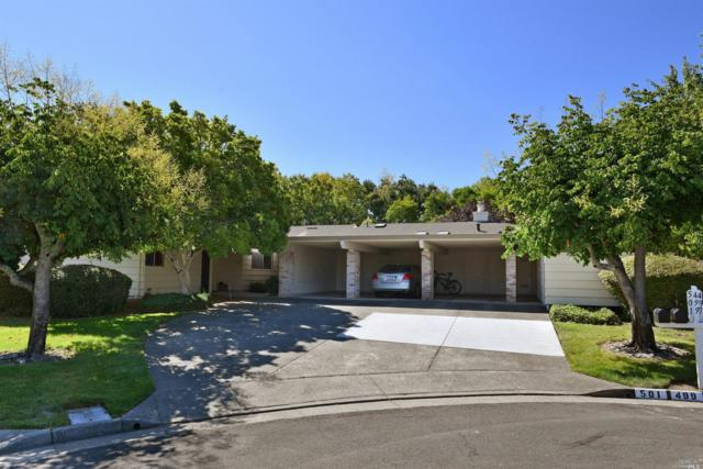 497 Oak Vista Place, Santa Rosa, CA 95409 (#21822940) :: RE/MAX GOLD