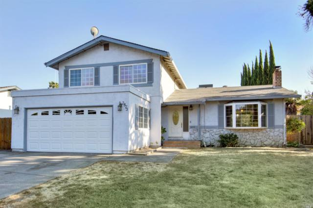 2873 Woods Court, Fairfield, CA 94534 (#21822952) :: RE/MAX GOLD