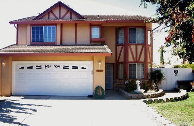 119 Mica Drive, Vallejo, CA 94589 (#21823063) :: Ben Kinney Real Estate Team
