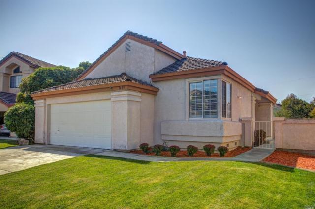 1405 Tillman Street, Suisun City, CA 94585 (#21823322) :: Ben Kinney Real Estate Team