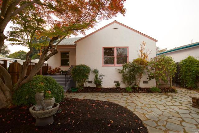 2345 Louisa Street, Napa, CA 94558 (#21823327) :: Windermere Hulsey & Associates